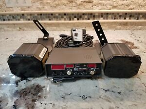 Kustom Signals Pro 1000ds K Band Police Radar Complete Great Condition Clean 21