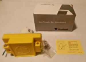 68w47 Woodhead Molex 1301470157 Watertite Receptacle Nema L5 30 30a 125v New