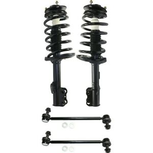 Shock Absorber And Strut Assembly Kit For 2007 2010 Toyota Sienna 4pc