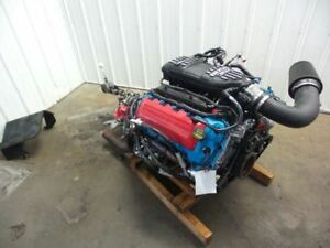 2011 Mustang Coyote Engine Liftout 5 0l Motor W 6 Speed Manual Transmission