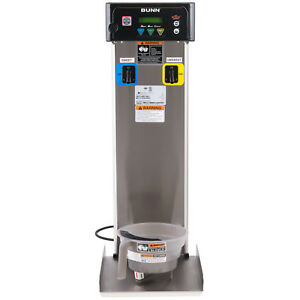 New Bunn Itb Dual Dilution Commercial 3 Gallon Iced Tea Brewer With Sweetener