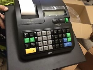 Royal Consumer Electronic Cash Register