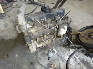 Peugeot Xn1p Diesel Engine Runner Caterpillar Vc60d Forklift Cat Rare