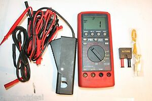 Pdi 925 Automotive Meter W Leads And Clamp