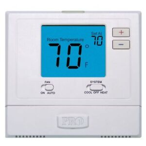 Electronic Thermostat Pro1 Iaq T701 Non programmable
