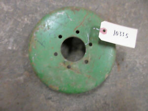 John Deere Us Unstyled B Brake Drum B230r Nos