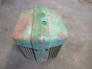 John Deere 720 Front Nose Grill