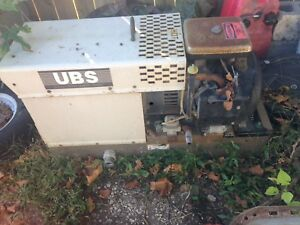 Onan Ubs 5500 Kw Natural Gas Backup Generator
