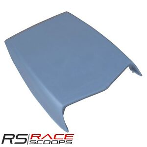 Mini Mustang Boss Style Hood Scoop Bolt On Fiberglass Air Induction Miniboss