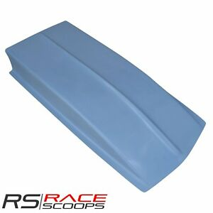 53l X 5h Cowl Induction Hood Scoop Fiberglass