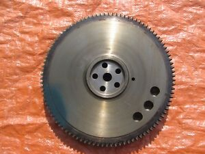 Kubota B7100d Flywheel With Starter Gear Ring