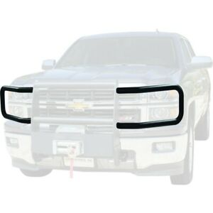 Go Industries New Set Of 2 Brush Guards Chevy Chevrolet Silverado 1500 2014 Pair