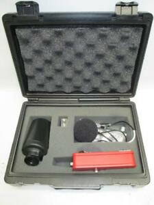 Quest Technologies Qc 20 Acoustic Calibrator 250hz 1khz 94 114db Dosimeter Kit