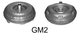 Bu2 gm2 Torque Converter Th400 3l80 425 475 1964 67 With Variable Pitch