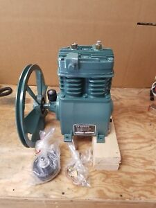 New Fs Curtis Ct Series E 3 Air Compressor Pump 3hp Vertical 1 60 230v Ac dc