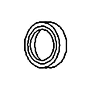 A51339 New Crankshaft Rear Seal Made To Fit Case ih Tractor Models 310 450 480