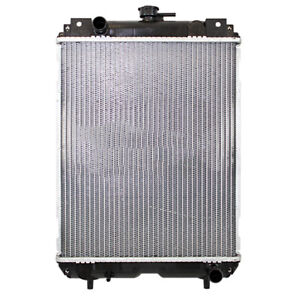 Pm05p00010f1 New Radiator Made To Fit Case ih Mini Excavator Models Cx31