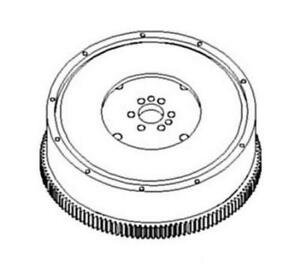 Scr101 Tractor Flywheel For Same 80 And 85 Row Crop