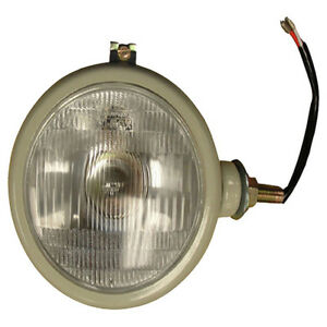 310066f New Grey Rh Head Light Made For Ford New Holland Tractor Models 2n 8n 9n