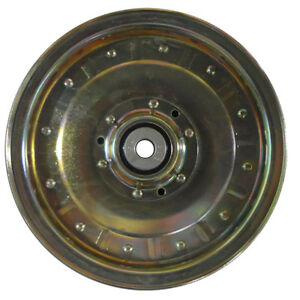 Ah94450 Metal Feeder House Idler Pulley For John Deere 6610 6650 9570sts 9600