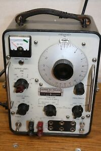 Hewlett Packard Telephone Test Oscillator Model 236a