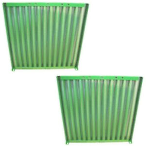 Pair Grill Side Screens For John Deere 4040 4230 Ar65459