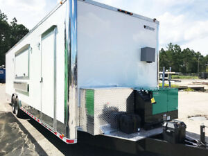 8 5x28 Fully Loaded Concession Trailer Must See Fully Loaded