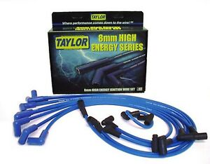 Spark Plug Wire Set high Energy Ignition Wire Set Taylor Cable 64628