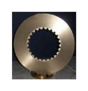 71010964 New Metallic Clutch Disc Made To Fit Allis Chalmers 653 655 Hd3 Hd4