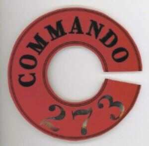 Mopar 1964 1965 1966 1967 Valiant Barracuda Commando 273 Air Cleaner Decal