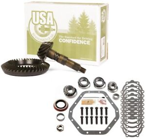 1973 1988 Chevy 14 Bolt Gm 10 5 4 56 Thick Ring And Pinion Master Usa Gear Pkg