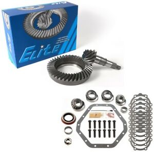1973 1988 Chevy 14 Bolt Gm 10 5 3 73 Ring And Pinion Master Elite Gear Pkg