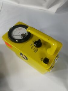 Cdv 717 Victoreen Radiation Detector Survey Meter Ser 82316
