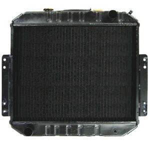 2144690h50 14 5 8 X 19 1 2 X 2 Radiator Made To Fit Nissan Forklift