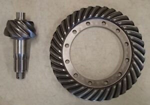 S301452 Ring Pinion Set Made To Fit Case Ih Wheel Loader Model 621