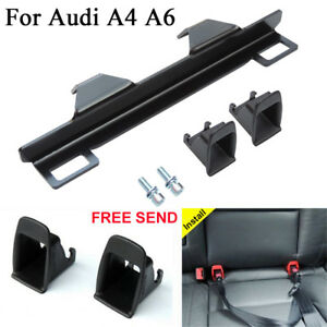 Baby Child Safety Seat Belts Connector Interfaces Guide Bracket