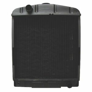 845201r92 4row Core Radiator For New Case Ih Tractor B275 B414 276 434