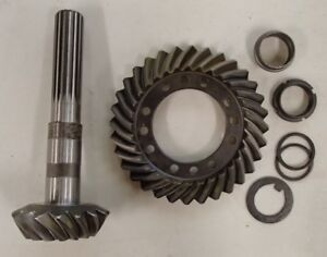 144460a1 New Case Backhoe Ring Pinion Gear Set 580l 580sl 580m 580sm 570lxt