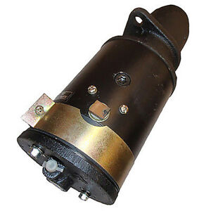 104221a2r 1107093 Starter W Pad Terminal For Case International Tractor A B C