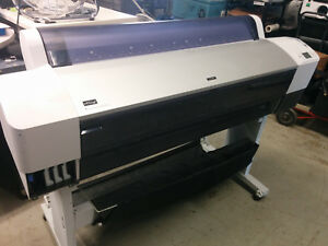 Epson Stylus Pro 9800 Large Format Printer plotter