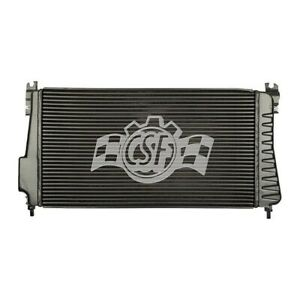 2006 2010 Gm 6 6l Duramax Lbz Lmm Csf 6002 Oem Replacement Intercooler