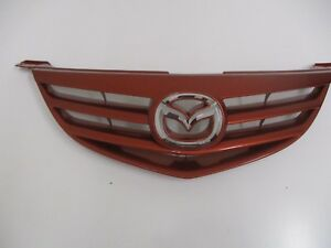 Oem 2004 2006 Mazda 3 Sport Front Grille Grill With Emblem Bn9g 50 710c