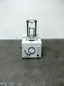 Thermo Electron French Press Cell Disrupter Fa 078a 120v