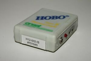 Onset Hobo H12 002 is Type K Thermocouple Data Logger