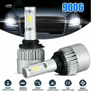 2x 9006 Hb4 Led Headlight Bulb Conversion Kit Low Beam Fog Light 6000k White