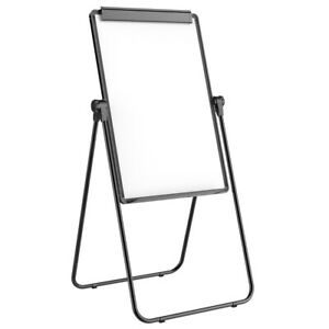 Large Magnetic Whiteboard Stand Dry Erase Board Flipchart Easel Magnets Eraser