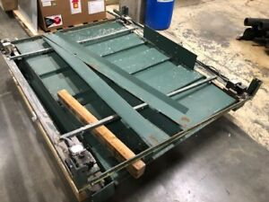 Toledo 5000 Lb Industrial Floor Scale