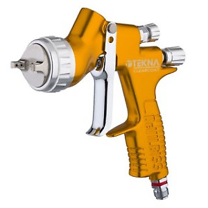 Devilbiss Tekna 1 2 1 3 1 4 Clearcoat Uncupped Spray Spray Gun Dev 704198