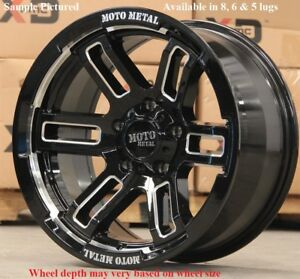 4 New 20 Wheels Rims For Ford F 350 2010 2011 2012 2013 2014 Super Duty 1139
