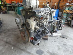 Perkins 1006 60t Turbo Diesel Engine Rare Air To Air 6 6 Runs Mint Video